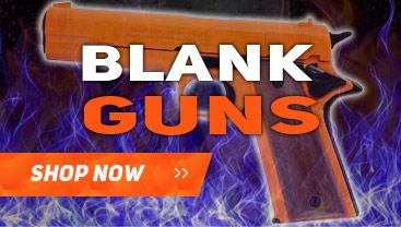 black firing pistols