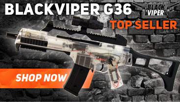 blackviper g36 pro bb gun