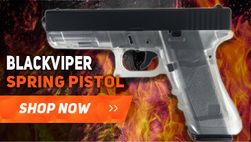 blackviper g17 spring bb gun