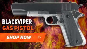 blackviper M1911 gas pistol
