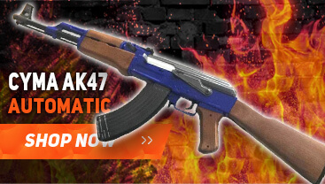 CYMA CM022 AK47 BB GUN