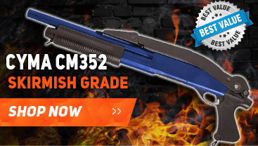 cyma cm352 pump action
