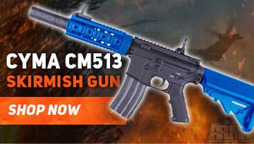 CYMA CM513 M4 AEG AIRSOFT GUN