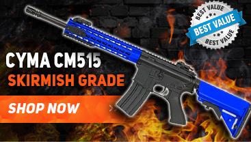 CYMA CM515 M4 AEG AIRSOFT GUN