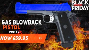 well gas blowback pistol on sale