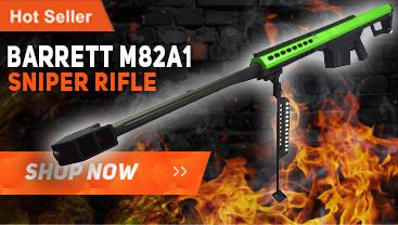 BARRETT M82A1 BOLT ACTION SNIPER RIFLE BB GUN