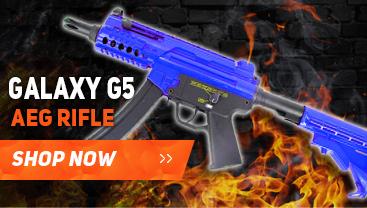 galaxy g5m electric airsoft gun