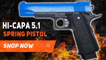 spring hi capa bb gun