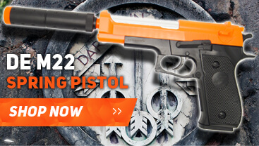 double eagle m22 spring pistol