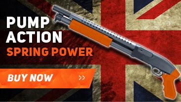 double eagle m58 pump action shotgun