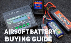 airsoft battery buying guide