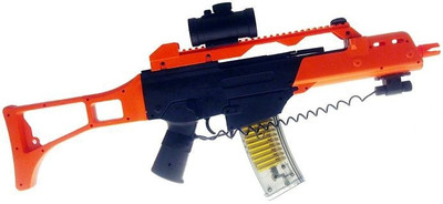 Double Eagle M41GL G36 Replica BB Gun in Orange