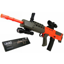 Vigor L85A2 SA80 Spring Rifle in Orange