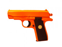 Galaxy G2 metal hand bbgun in Orange