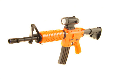 well d-92h m16 orange electric rifle