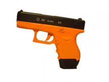 P26C metal BB Gun pistol in orange