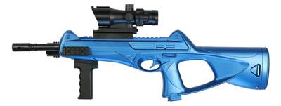 Vigor 8901A Cx4 Storm Spring Rifle in Blue