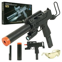Cyma P815A MAC 10 Sub Machine Gun.