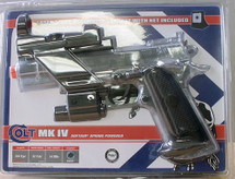 Colt MK IV Combat Model BB gun Pistol