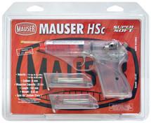 Mauser HSC replica bb gun pistol