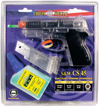 Smith & Wesson CS45 CHIEF SP BB gun