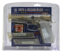 Smith & Wesson M4505 Kit Airsoft gun with sticky target