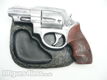 Revolver ceramic ashtray
