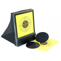 Portable BB pellet Trap target