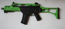 Double Eagle M41 G36C BB Rifle in Two Tone Green