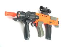 Vigor L86A2 SA80 Spring Rifle in Orange