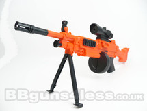 M168A bb gun Sniper rifle with bipod stand