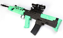 HFC L85 SA 80 replica bb gun Rifle in green