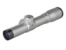 2X20 bb gun pistol scope in silver
