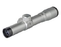 2X20 bb gun pistol scope in silver