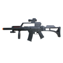 Kids Toy gun with infra red light TD-2008