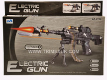 Kids Toy gun with infra red light 2728