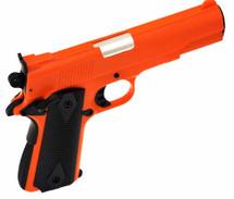 HFC HA 121 spring BB pistol in Two-Tone orange