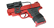 hx 695+A  Pistol bb gun with laser