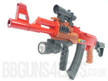 Replica AK47 BB gun Rifle from GYF