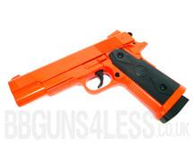 Cyma ZM25 Full Metal Colt M1911 MKIV Pistol BB gun
