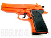 Cyma ZM21 Full Metal Spring Pistol in Orange