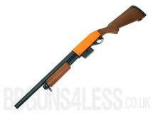 Bison C401B Tactical BB pump action Shotgun