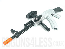 Kids Toy gun with sound and lights 2012A