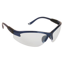 Aquarius Blue Frame HC Clear Lens airsoft glasses