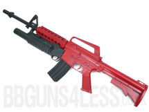 Vigor air sport m16 bbgun rifle