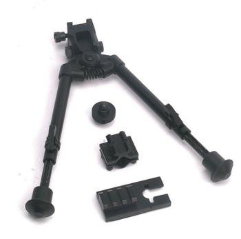 Swiss Arms Compact Aluminium Folding Bi-pod for snipers