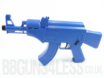 HFC HB103 AK47 MINI airsoft guns in blue