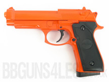 Cyma P.818 Heavy weight full metal BB Pistol in orange