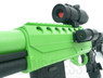 Double Eagle M47D2 Pump Action Shotgun with electric red dot sight