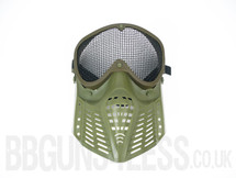 HFC green face mask